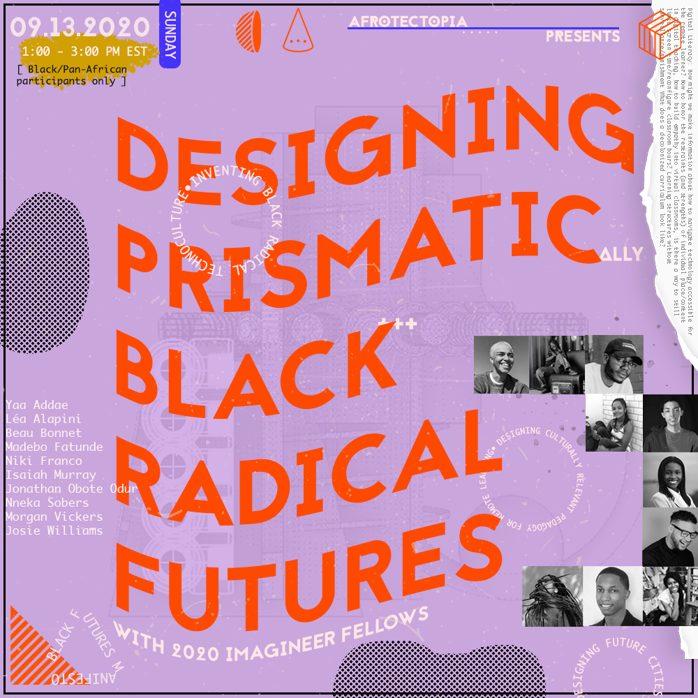 Designing Prismatic Black Radical Futures