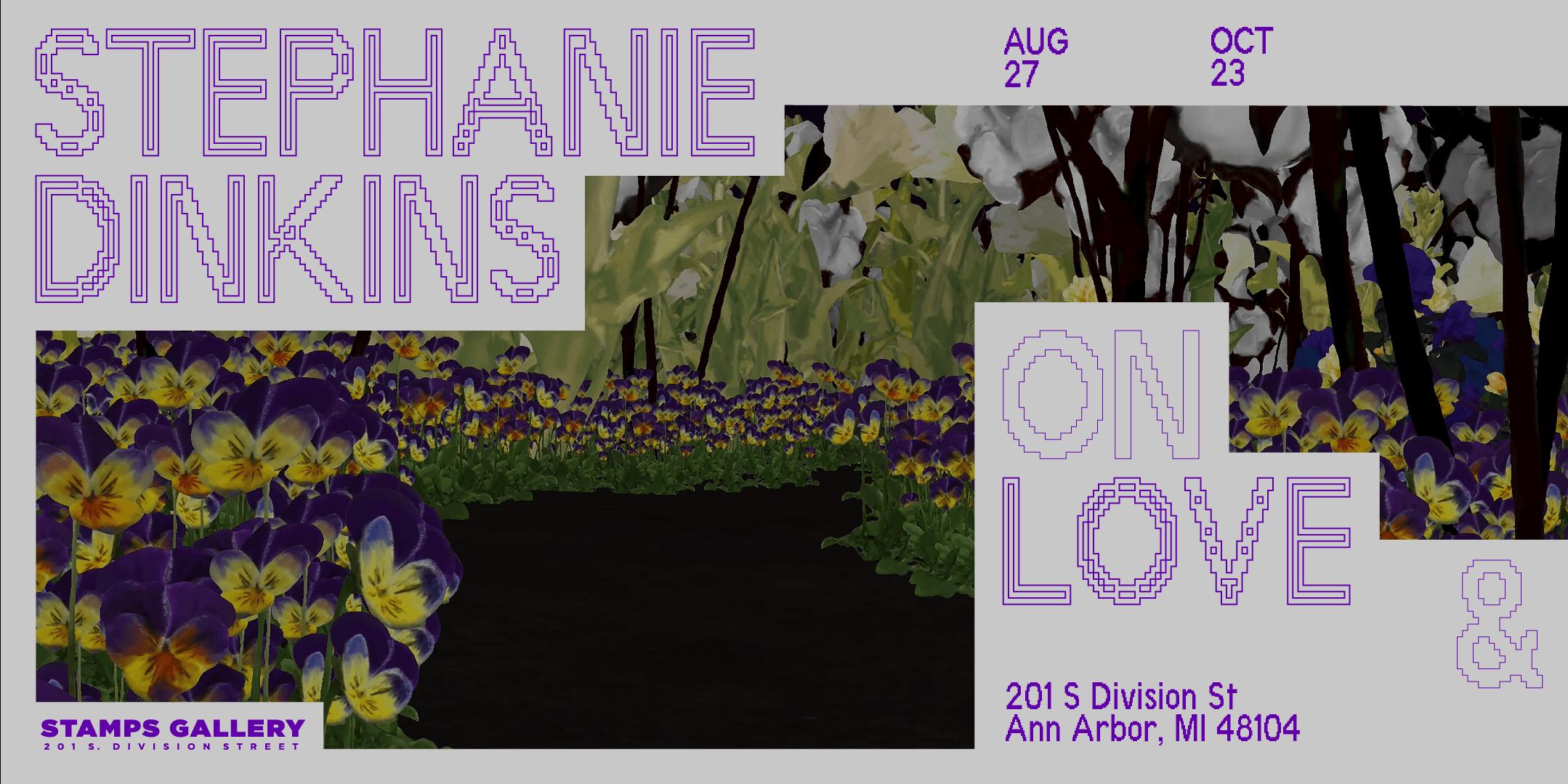 Stephanie Dinkins: On Love & Data